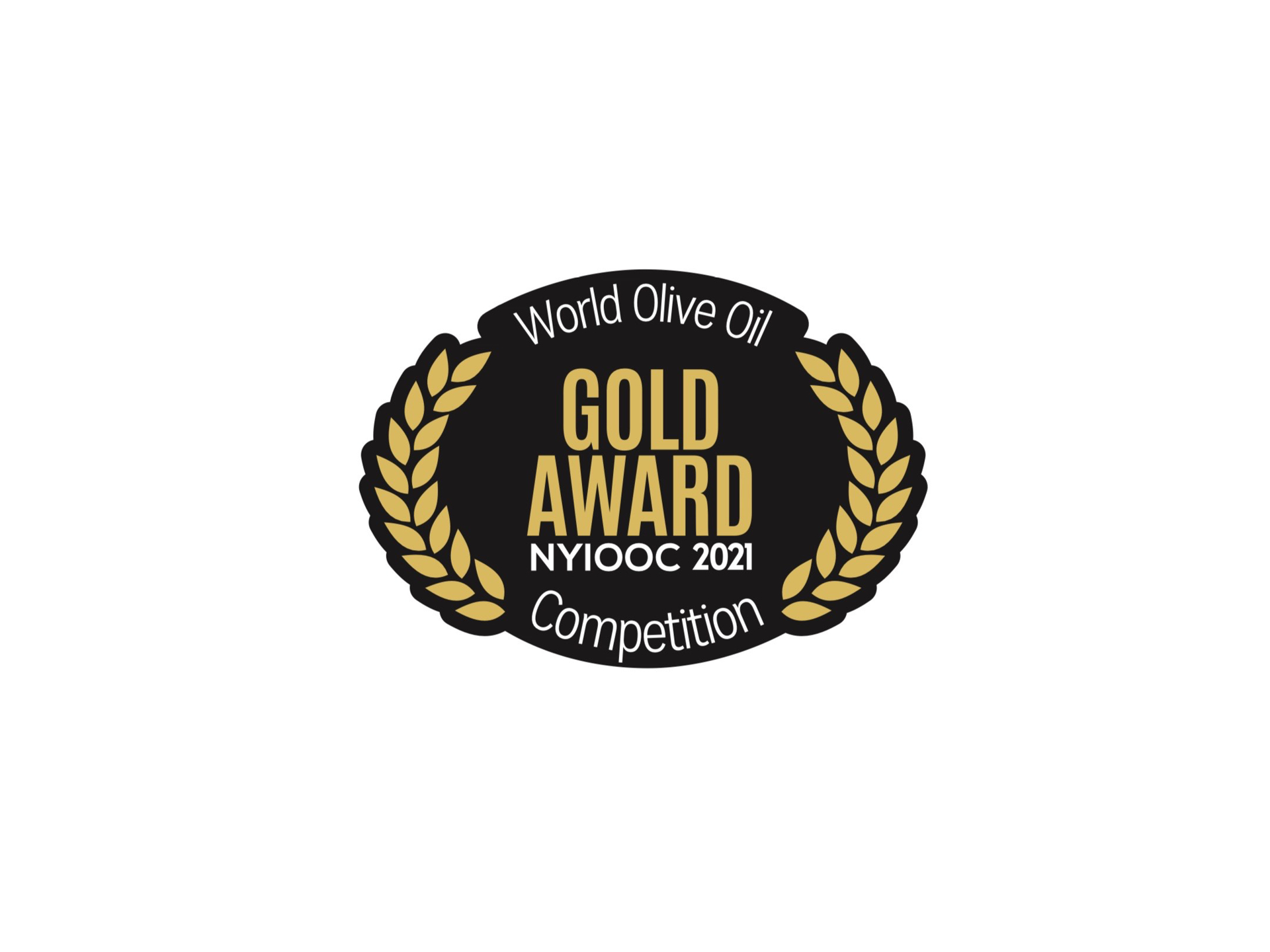 NYIOOC 2021 GOLD AWARD CERTIFICATION